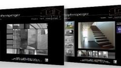 Re-Design Webseite Architekturbüro Hopfensperger