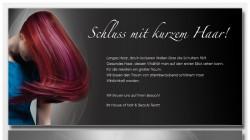 Flyer House of Hair