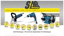 Re-Design Website Sass-Werkzeuge