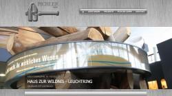 Re-Design Pichler Metallbau