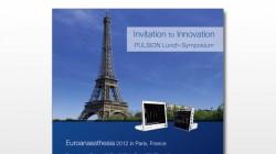 Einladung ESA 2012 in Paris