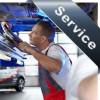 Ihr Auto muss zum Service?