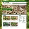 Webseite P.I.S GmbH – Hackschnitzel Trocknung und Verkauf in Anzing bei München