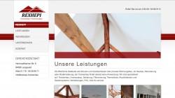 Rexhepi Trockenbau Langquaid Webseite