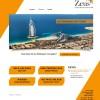 Zeus Capital – Finanzdienstleistungen Webseite