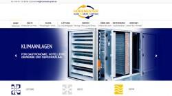 Webdesign Siegenburg Hohenester Kälte | Klima | Lüftung