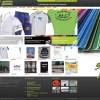 Webseite Druckerei Gösswald