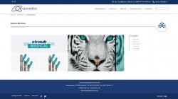 Re-Design abmedica.org Webseite