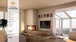 Webseite Ofenbau Staimer