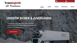 Re-Design Webseite Logistikunternehmen