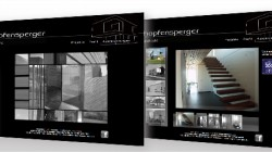 Re-Design Webseite Architekturbüro Hopfensperger