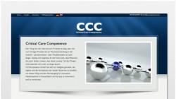 Neue Webseite CCCompetence