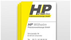 Visitenkarten HP-Wilhelm
