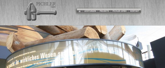 Re-Design Pichler Metallbau