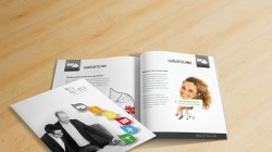 Broschüre, Visitenkarte, Präsentation, Briefpapier –  Gt-eco