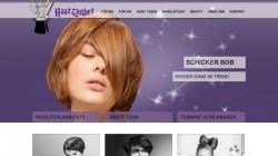 Webseite Haarzauber – Friseur in Langquaid