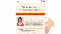 Elena Schwarz Deutsch-Russisch Übersetzungen
