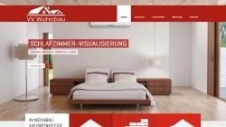 VV Wohnbau in Günzburg – Webseite