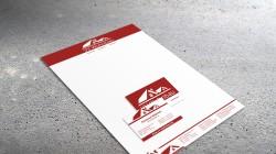 Visitenkarten & Briefpapier VV-Wohnbau