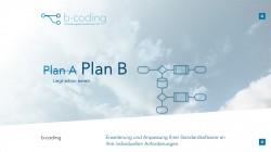 b-coding Software Entwicklung und Beratung