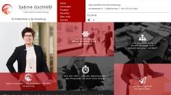 Sabine Gschlössl Unternehmens beratung