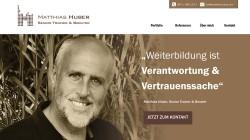 Re-Design Matthias Huber Training und Beratung
