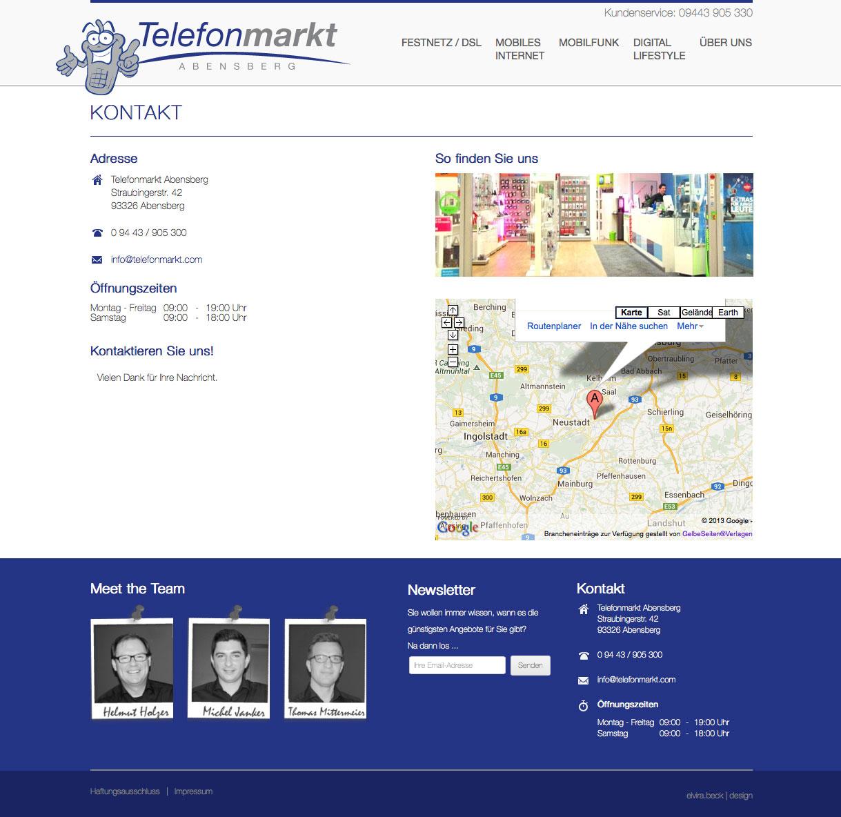 telefonmarkt abensberg